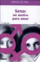 Libro de Sexo: Un Motivo Para Amar