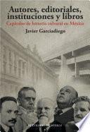 Libro de Autores, Editoriales, Instituciones Y Libros.