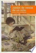 Libro de Jardín De Versos De Un Niño
