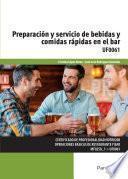 Libro de Uf0061   Preparación Y Servicio De Bebidas Y Comidas Rápidas En El Bar