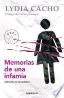 Libro de Memorias De Una Infamia
