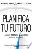Libro de Planifica Tu Futuro