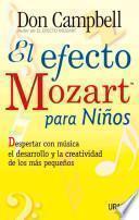 Libro de El Efecto Mozart Para Niños