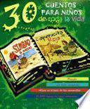Libro de 30 Cuentos Para Niños De Toda La Vida