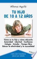 Libro de Tu Hijo De 10 A 12 Años