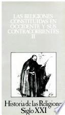 Libro de Las Religiones Constituidas En Occidente Y Sus Contracorrientes