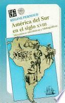 Libro de América Del Sur En El Siglo Xviii