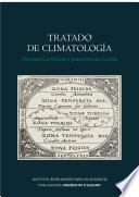 Libro de Tratado De Climatología