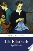 Libro de Ida Elisabeth