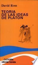 Libro de Teoría De Las Ideas De Platón