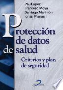 Libro de Protección De Datos De Salud