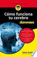 Libro de Cómo Funciona Tu Cerebro Para Dummies