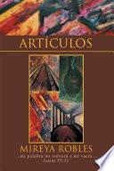 Libro de Articulos