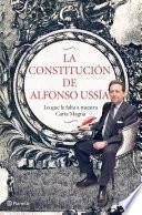 Libro de La Constitución De Alfonso Ussía
