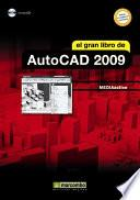 Libro de El Gran Libro De Autocad 2009