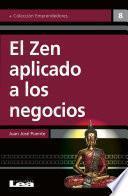 Libro de El Zen Aplicado A Los Negocios