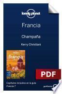 Libro de Francia 7. Champaña