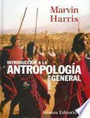 Libro de Introducción A La Antropología General