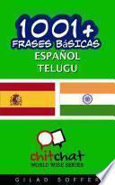 Libro de 1001+ Frases Básicas Español   Telugu