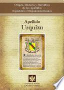 Libro de Apellido Urquizu