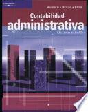Libro de Contabilidad Administrativa