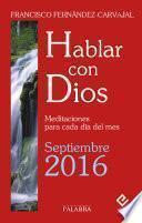 Libro de Hablar Con Dios   Septiembre 2016