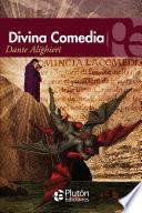 Libro de La Divina Comedia (dante Alighieri)