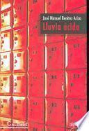 Libro de Lluvia ácida Y Otros Relatos