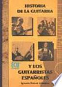 Libro de Historia De La Guitarra Y Los Guitarristas Españoles