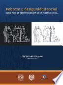 Libro de Pobreza Y Desigualdad Social