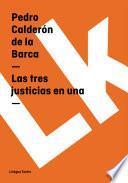 Libro de Las Tres Justicias En Una