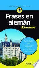 Libro de Frases En Alemán Para Dummies
