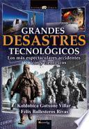 Libro de Grandes Desastres Tecnológicos