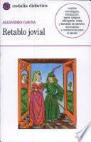 Libro de Retablo Jovial