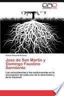 Libro de Jose De San Martín Y Domingo Faustino Sarmiento