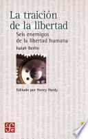Libro de La Traición De La Libertad