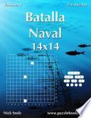 Libro de Batalla Naval 14×14   Volumen 1   276 Puzzles