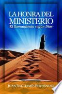 Libro de La Honra Del Ministerio