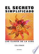 Libro de El Secreto Simplificado