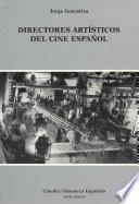 Libro de Directores Artísticos Del Cine Español