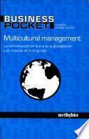 Libro de Multicultural Management. La Comunicación En La Era De La Globalización