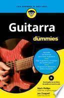 Libro de Guitarra Para Dummies