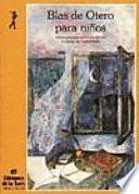 Libro de Blas De Otero Para Niños