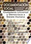 Libro de Ciudadania Universal Y Democracia A Escala Humana