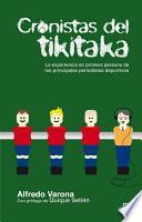 Libro de Cronistas Del Tikitaka
