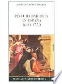 Libro de Pintura Barroca En España (1600 1750)