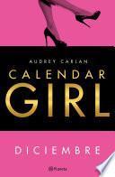 Libro de Calendar Girl Diciembre (edición Colombiana)