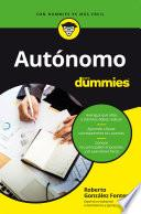 Libro de Autónomo Para Dummies