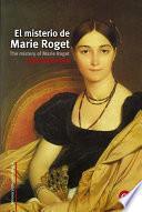 Libro de El Misterio De Marie Roget/the Mistery Of Marie Roget