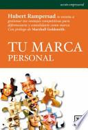 Libro de Tu Marca Personal